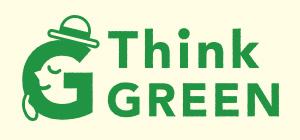 「Think GREEN」自然のこと環境のこと 地球のあしたのこと