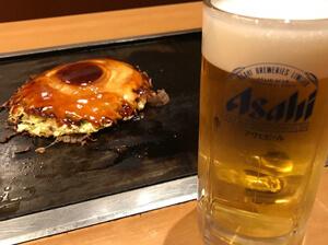 ビール半額サービス(中ジョッキ)