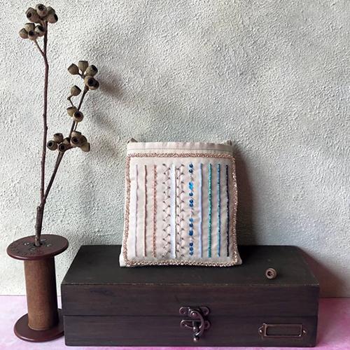 <アンティスタ>オートクチュール刺繍の魅力